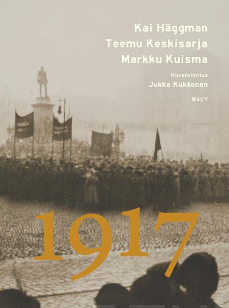 1917-kirjan kansikuva