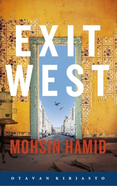 Exit West -kansikuva