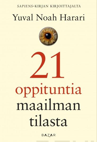 21 oppituntia -kansikuva