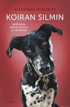 Koiran silmin -kirjan kansikuva