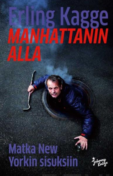 Manhattanin alla -kansikuva