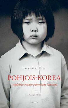 Pohjois Korea -kirjan kansi