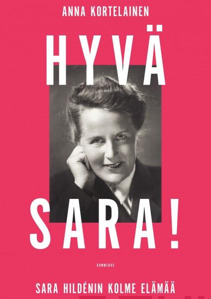 Hyvä Sara -kansikuva