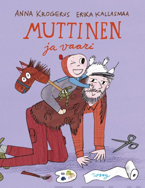 Kansikuva Muttinen ja vaari
