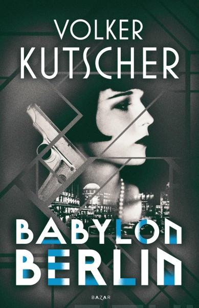 Babylon Berlin -kansikuva