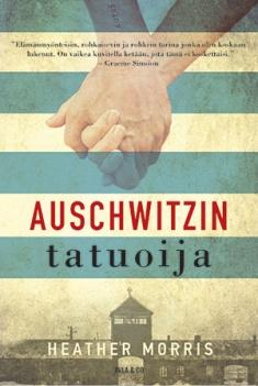 Auschwitzin tatuoija -kansikuva