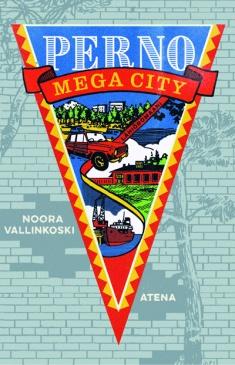 Perno mega city -kansikuva