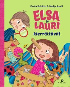Elsa & Lauri kierrättävät kansikuva