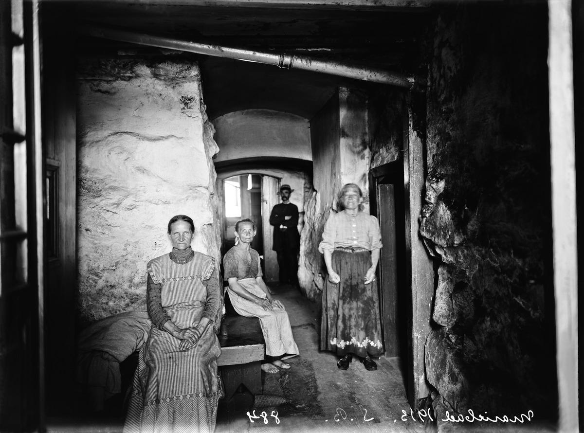 Sauna Marie-Badin henkilökuntaa