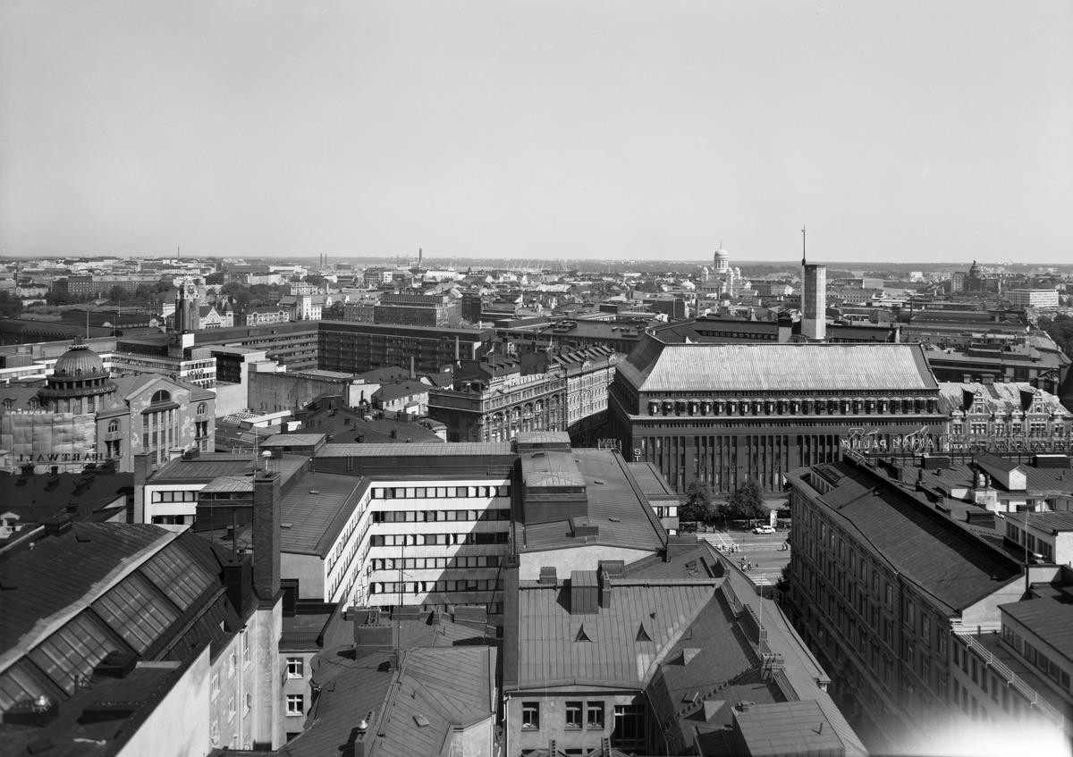 Panorama desde el bar Ateljee