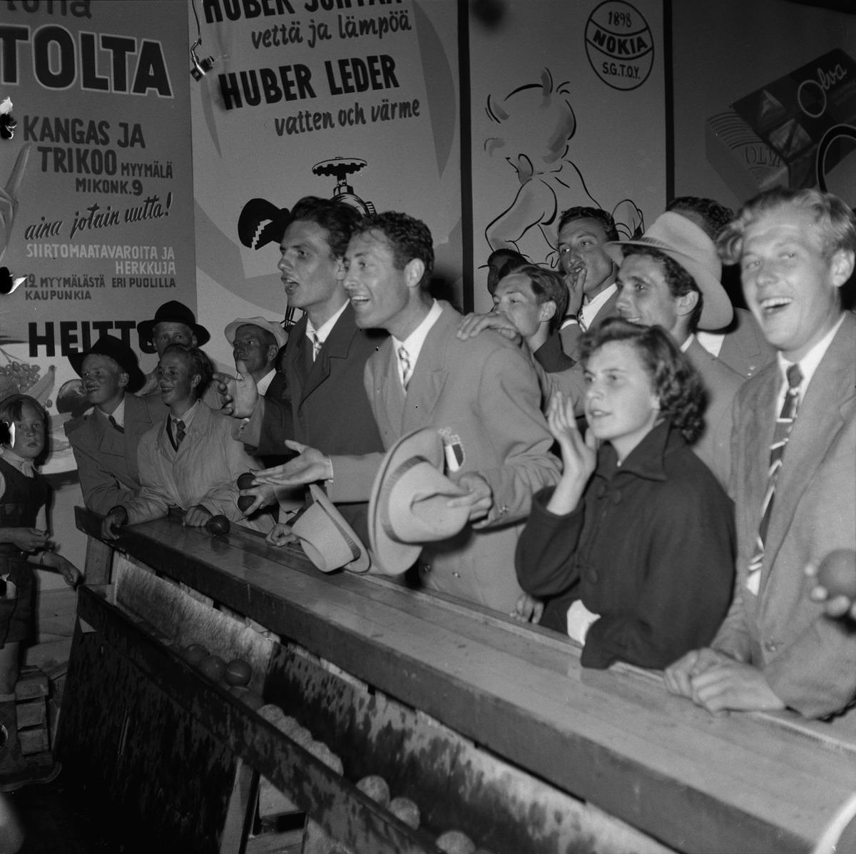 Helsingin olympialaiset 1952.