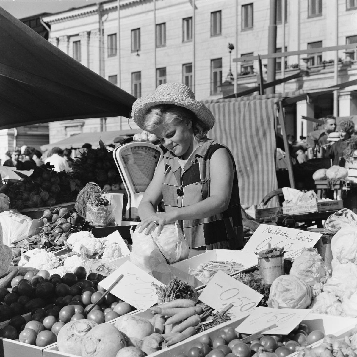 Empaquetando fruta