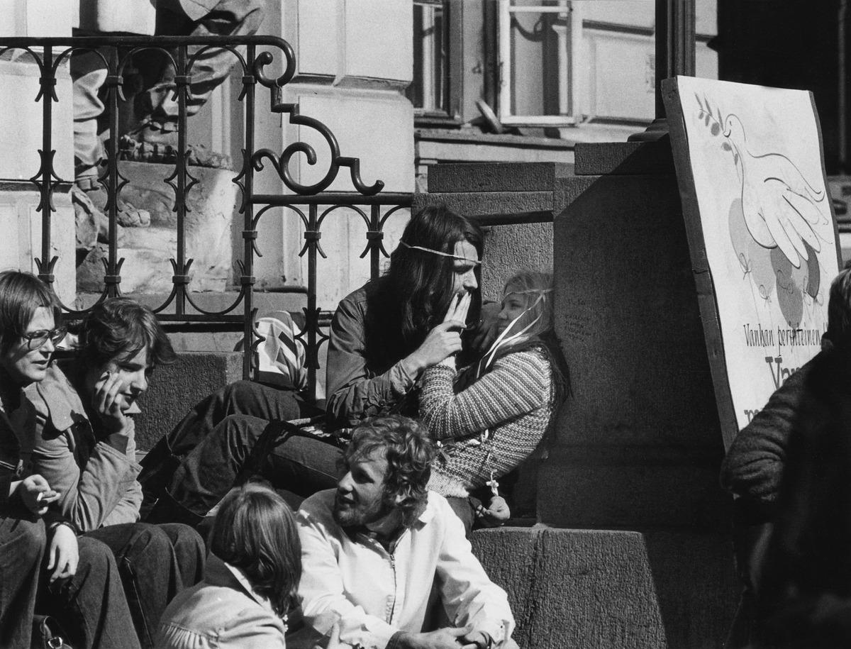 Vappu en 1972