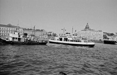 Suomenlinnan lautta, Kauppatori