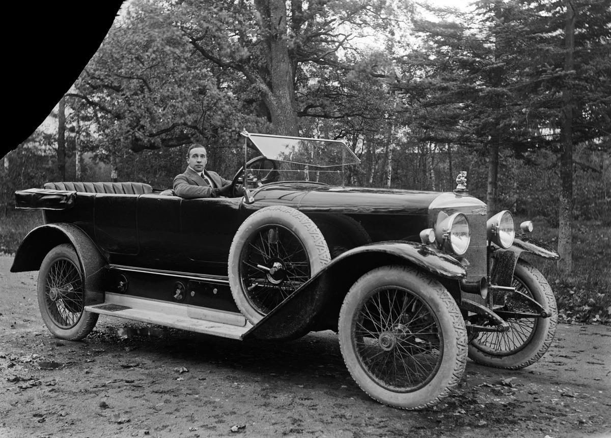 Constantin Grünberg auton ratissa