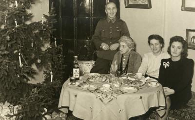 Joulunviettoa sota-aikana Haagassa (Vespertie 2)