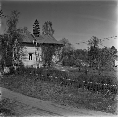 Meilahden huvila-alue, Stentorp, huvilapalsta nro 29 rakennus A