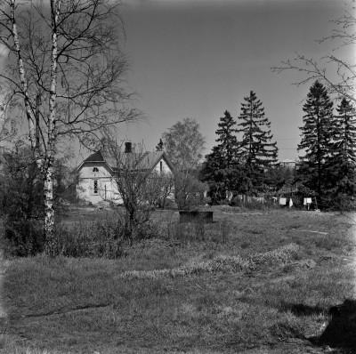 Meilahden huvila-alue, Villa Kaurila, Stor-Torp, purettu, huvilapalsta nro 30, rakennus A