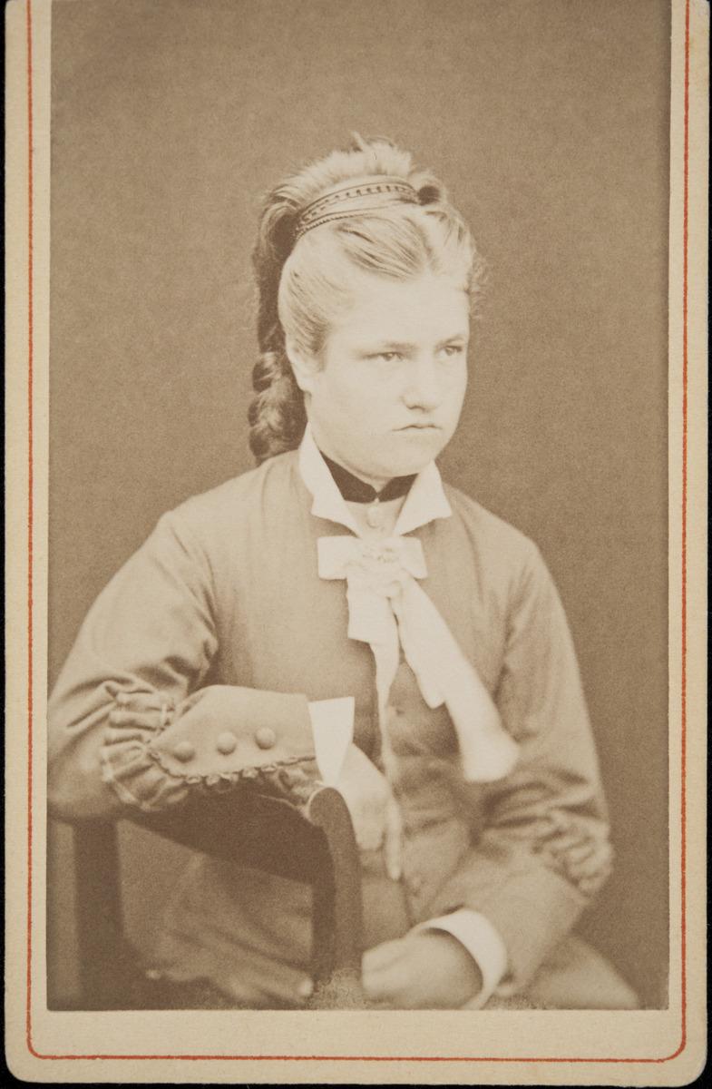 Signe Branderin sisar Ellen Brander.