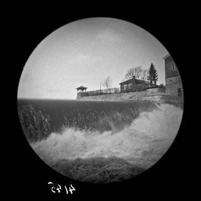 Vantaanjoki, Vanhankaupunginkoski.