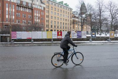 Kunnallisvaalit 9.4.2017 Helsingissä