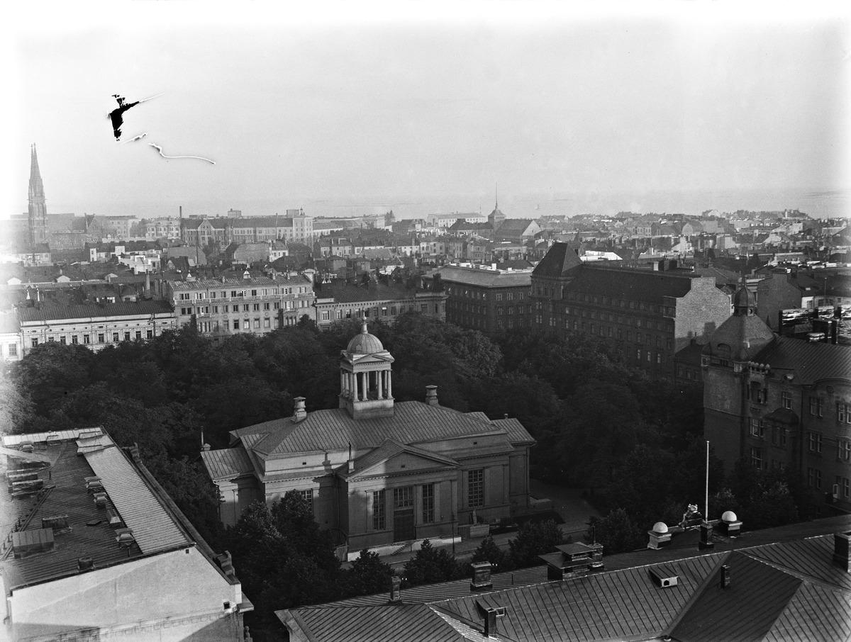 Näköala Hotelli Tornista kaakkoon