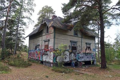 Villa Hällebo Kruunuvuoressa