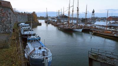 Suomenlinnan telakka