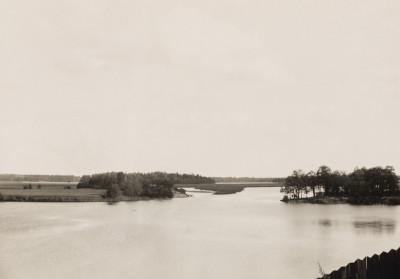 Näköala Vanhankaupunginlahdelta, Vantaanjoen alajuoksulta etelään