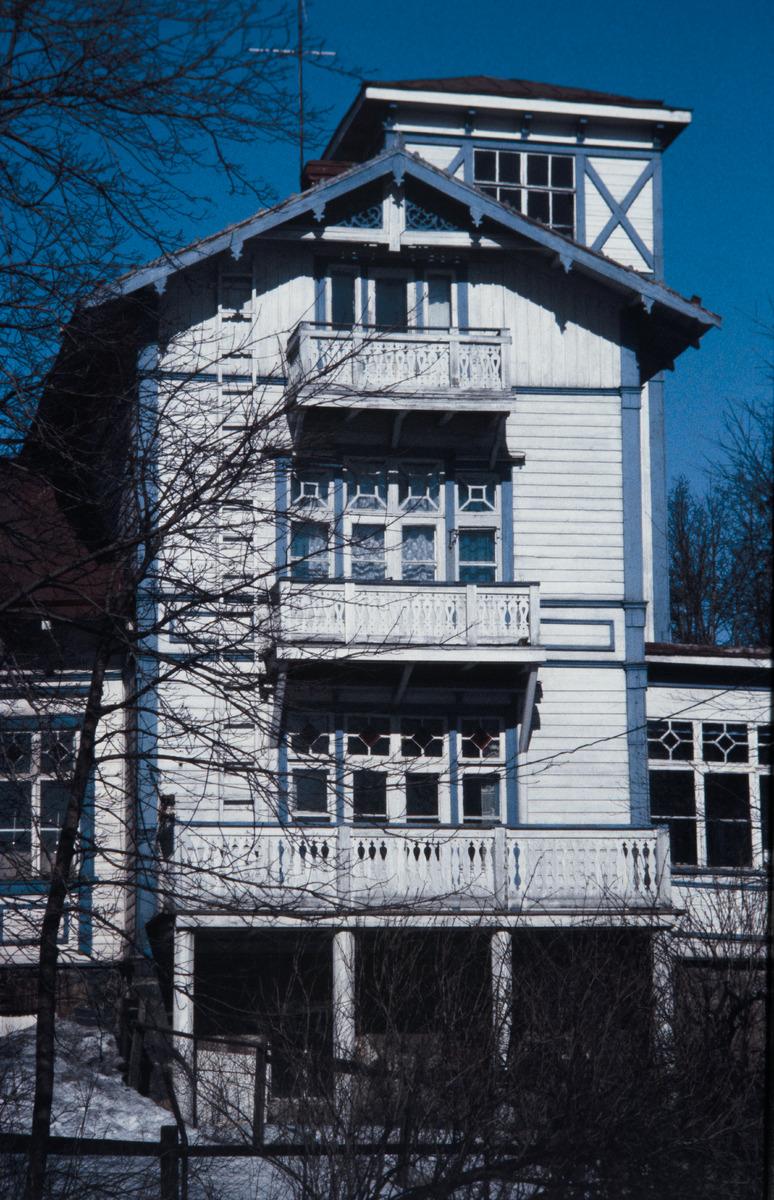 Meilahti, huvilapalsta 2, Villa Toivola