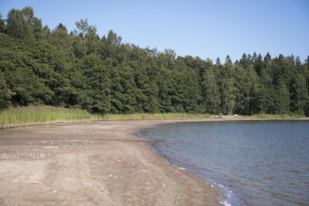 Stansvikinranta Laajasalon Kruunuvuorenrannassa
