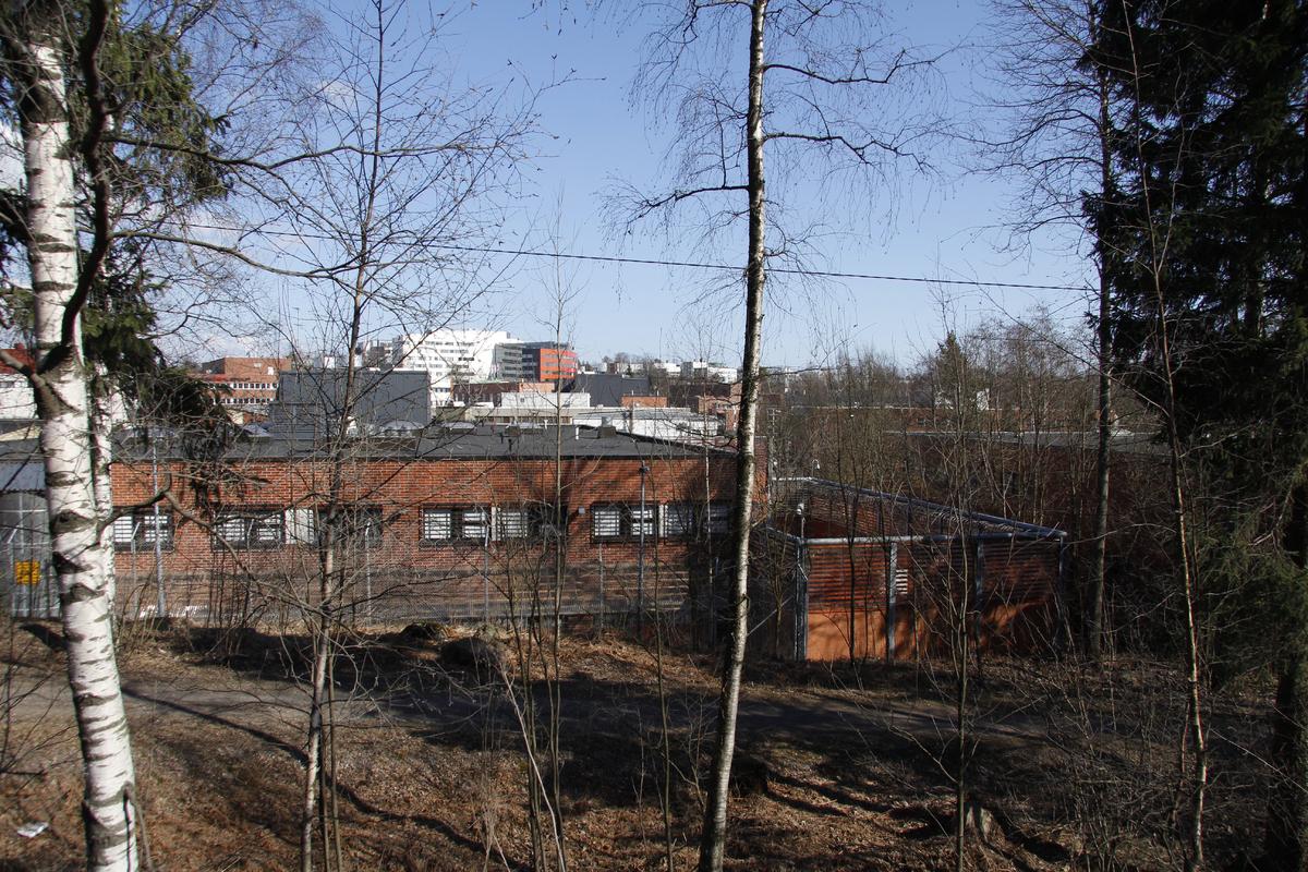 Metsälän vastaanottokeskus