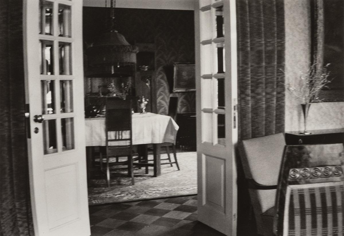 Anna ja Eric Alanderin koti, Pursimiehenkatu 1, Punavuori