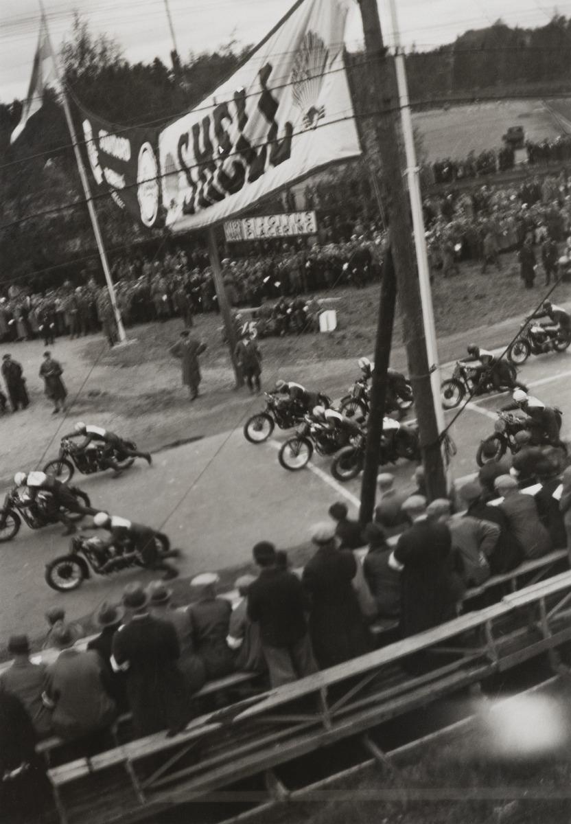 Eläintarhan Grand Prix -kilpa-ajot 1934.