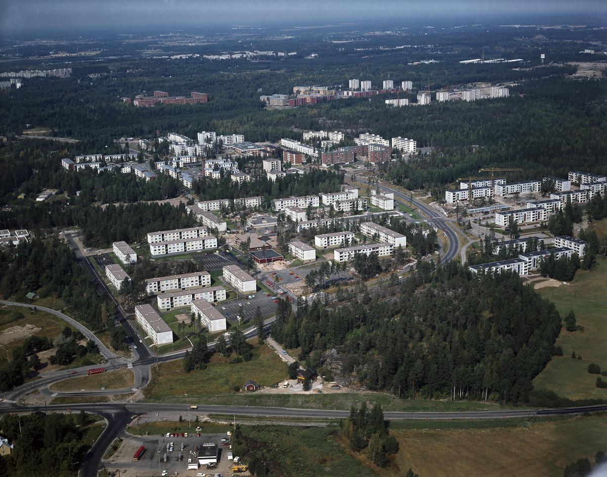 Mellunkylä, Mellunmäki.