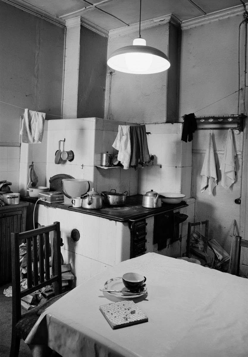 Villa Solhem, Meilahti 20, keittiö