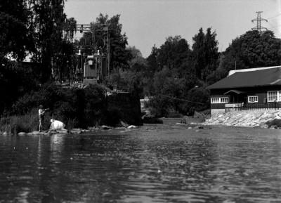 Vanhankaupunginkoski, Vantaanjoki, Vanhakaupunki.