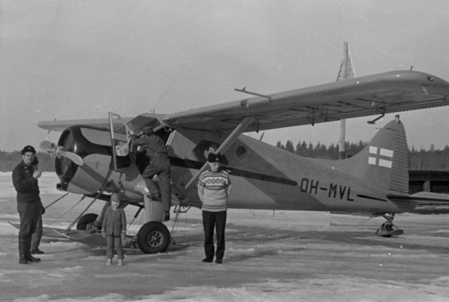 Lentokone Museo